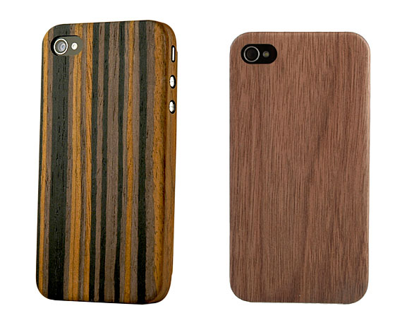 EVOUNI Super-Thin Wooden Case