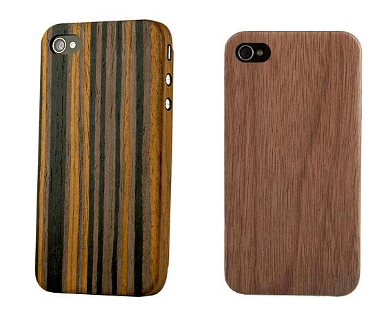 EVOUNI Super-Thin Wooden Case