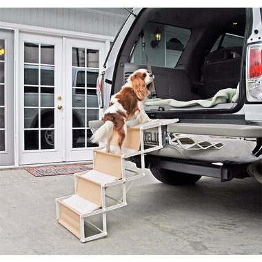 EZ Up Collapsible Pet Stairs