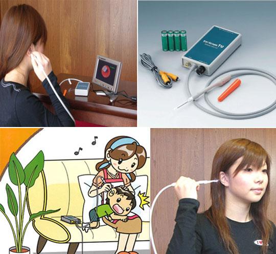 Ear Scope Ear Wax Cleaner