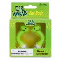 Ear Worms Ear Buds