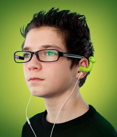 Ear Worms Headphones