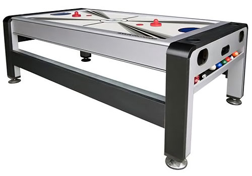 7 Foot 3-in-1 Swivel Game Table | GeekAlerts