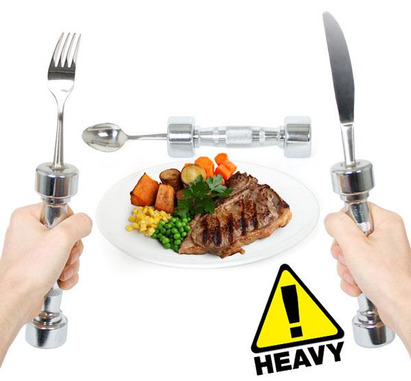 Eat Fit Cutlery Set