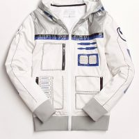 Ecko Star Wars R2 Bot D2 It Mens Costume Jacket