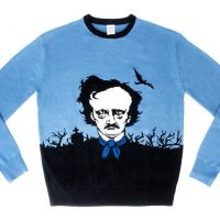 Edgar Allan Poe Sweater