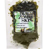Edible Dried Zombie Skin