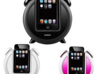 Edifier iF200 Plus Retro iPod Alarm Clock