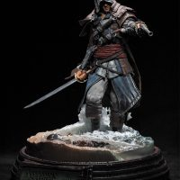 Edward Kenway Assassins Creed Resin Statue McFarlane Exclusive