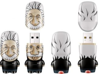 Einstein Mimobot Flash drive