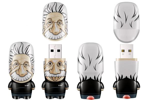 Einstein Mimobot Flash drive