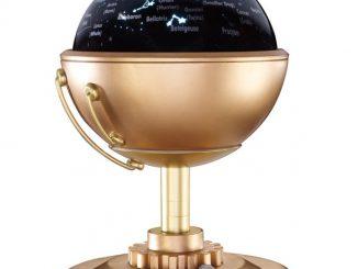 Einstein Steampunk Planetarium