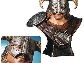 Elder Scrolls V Skyrim Dragonborn 1 1 Scale Life Size Bust
