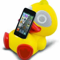 Electric Friends Animal Themed Speakers for iPhone & iPod