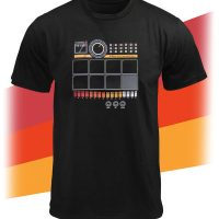 Electronic 9 Drum Machine Shirt