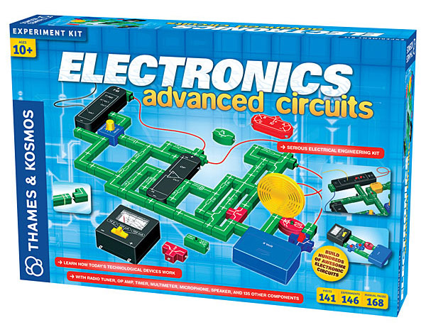 Electronics Advanced Circuits Experiment Kit