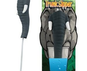 Elephant Trunk Straw
