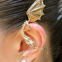Elfin Dragon Ear Wrap