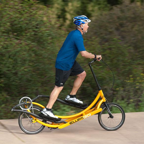 Elliptical Bike For Outside: The Elliptical Bicycle
