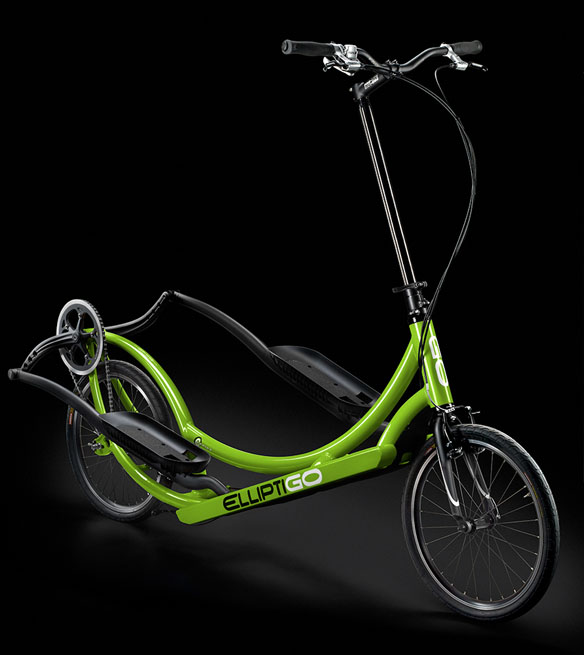 Elliptical Or Bike For Bad Knees: The Elliptical Bicycle