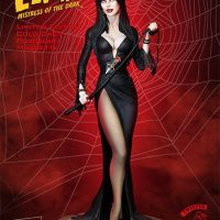 Elvira Mistress Of The Dark Statue