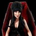 Elvira in Coffin