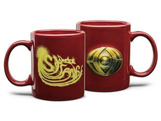 Embossed Dr. Strange Mug