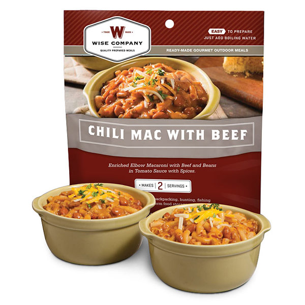 Emergency Chili Mac