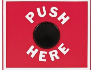 Emergency Yodel Button