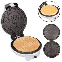 Emoji Smiley Face Waffler Pancake Maker