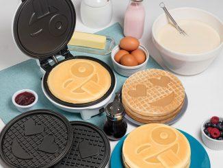 Emoji Waffler Pancake Maker