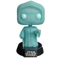 Emperor Palpatine Glow-in-the-Dark Pop Vinyl Bobble Head Figure