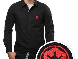 Empire Logo Button-Down Shirt