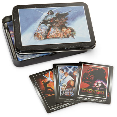 Empire Strikes Back 30th Anniversary Playing Cards
