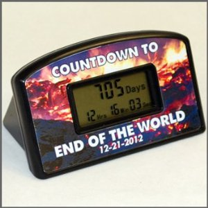 End of the World Countdown Timer