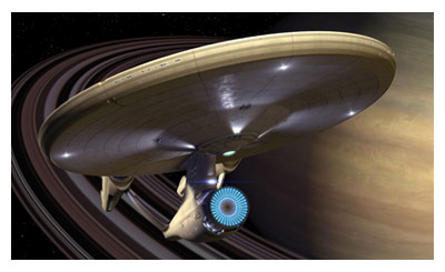 Enterprise-NCC-1701-Over-Saturn-3D-Print