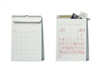 Envelope Calendar