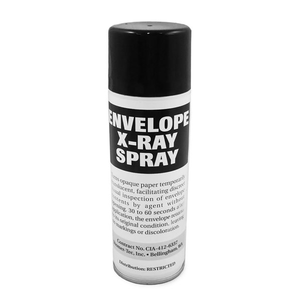 Envelope XRay Spray