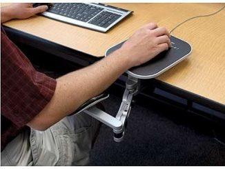 Ergo Arm Adjustable Ergonomic Armrest