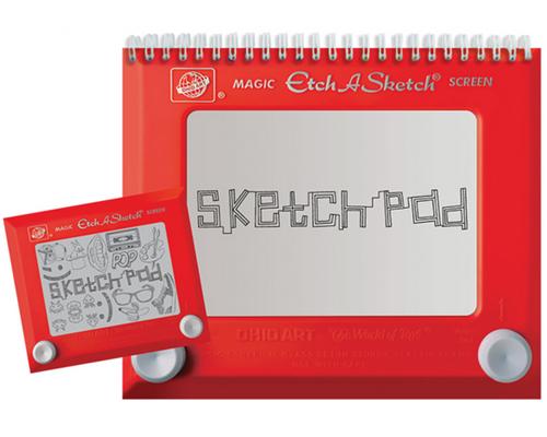 Etch A Sketch Sketchpad