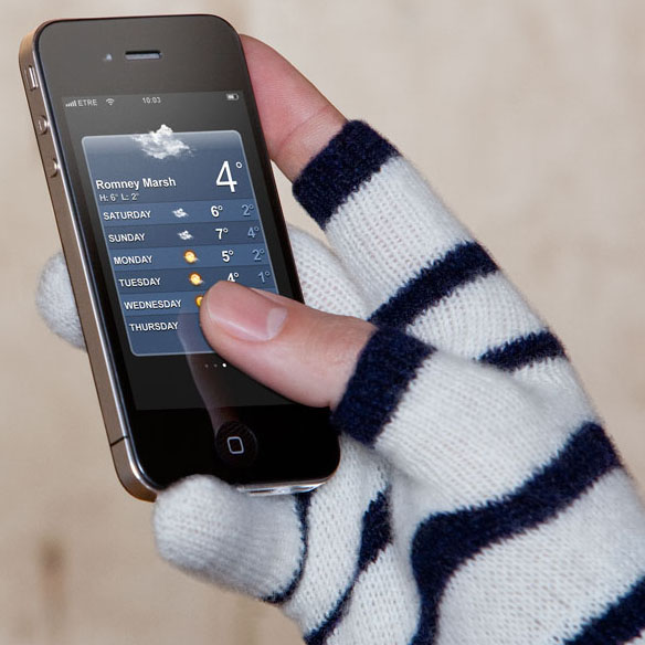 Etre Touchy Gloves for Touchscreens