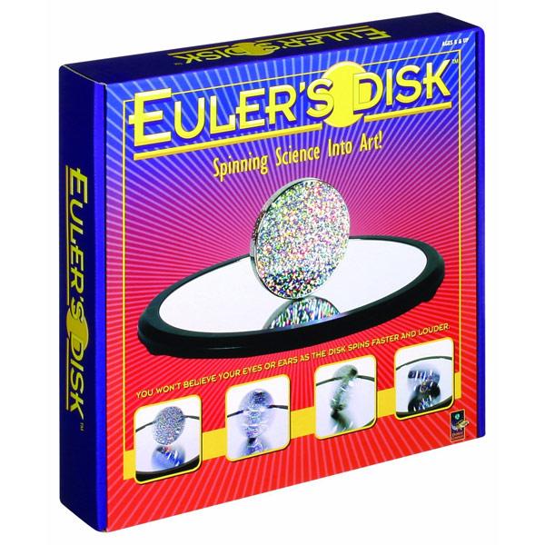 Euler's-Spinning-Disk
