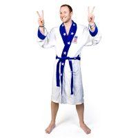 Evel Knievel Bath robe