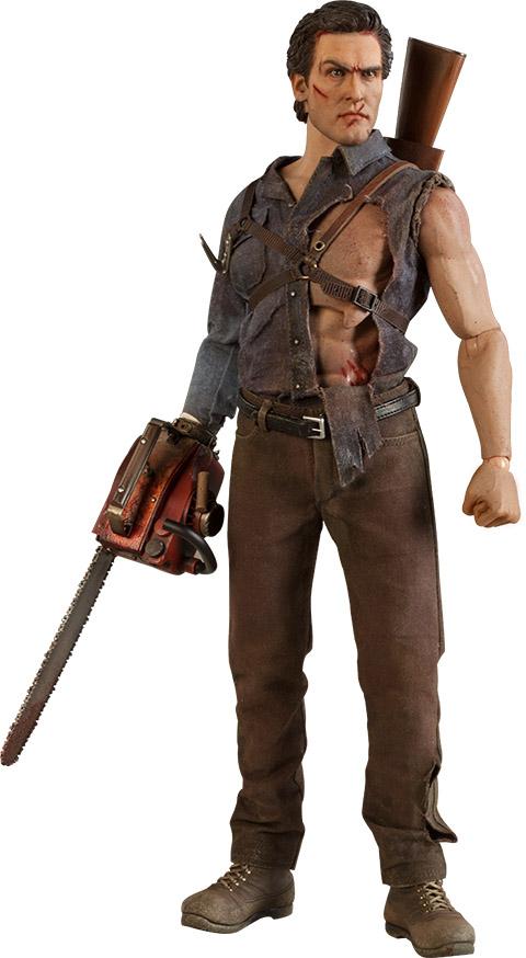 Evil Dead II Ash Williams Sixth-Scale Figure