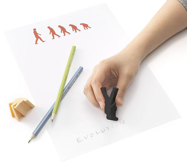 Evolution Rubber Erasers