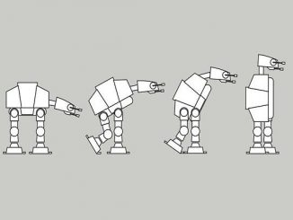 Evolution of the AT-AT