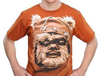 Ewok Big Face T-Shirt