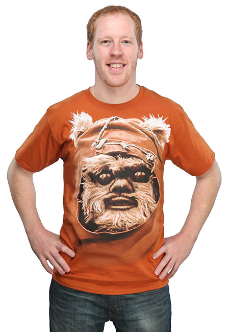 Ewok Big Face T-Shirt