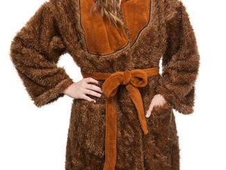 Ewok Ladies Robe