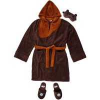 Ewok Spa Robe Gift Set